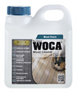 WOCA Wood cleaner for interior wood floors.
